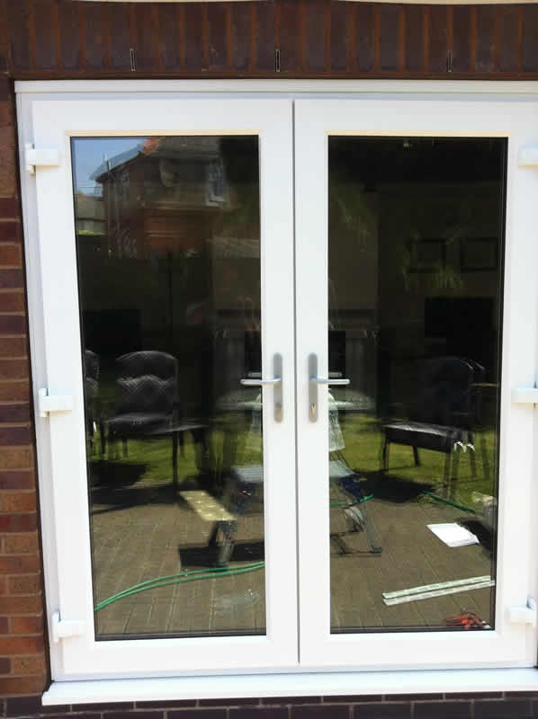 Double glazing windows doors conservatories gallery k for Double patio doors