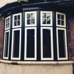 Residence 9 bay window