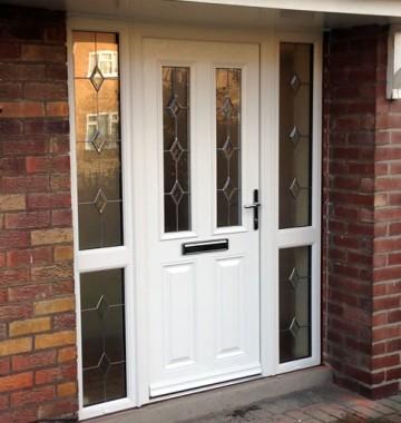 Composite Doors in Yorkshire | K Glazing