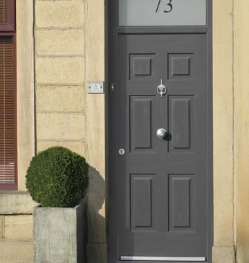 Composite & uPVC Entrance Doors in Yorkshire | K Glazing