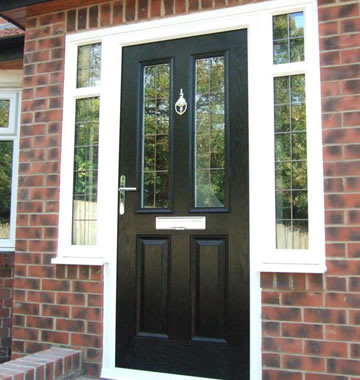 Composite Upvc Entrance Doors In Yorkshire K Glazing