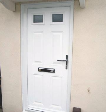 Composite & uPVC Entrance Doors in Yorkshire | K Glazing