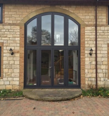 Patio French Doors In Yorkshire K Glazing