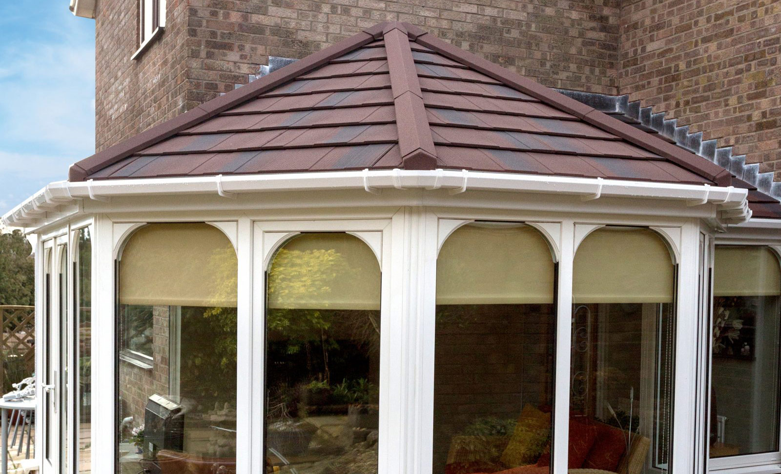 tiled conservatory roof Leeds